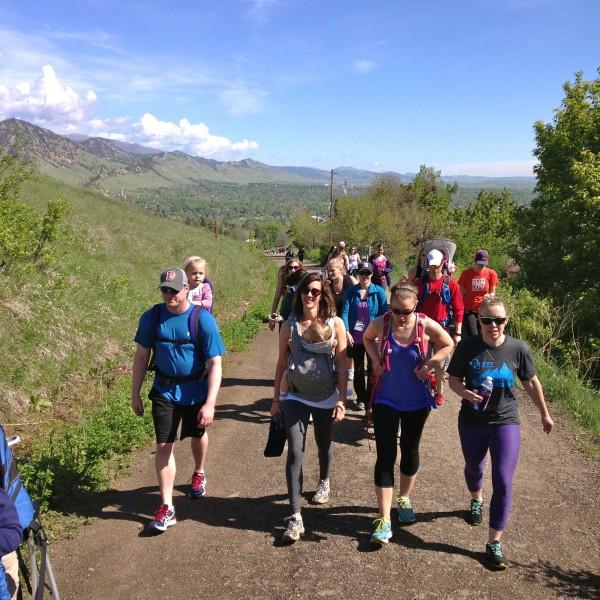 hiking - Blend Retreat