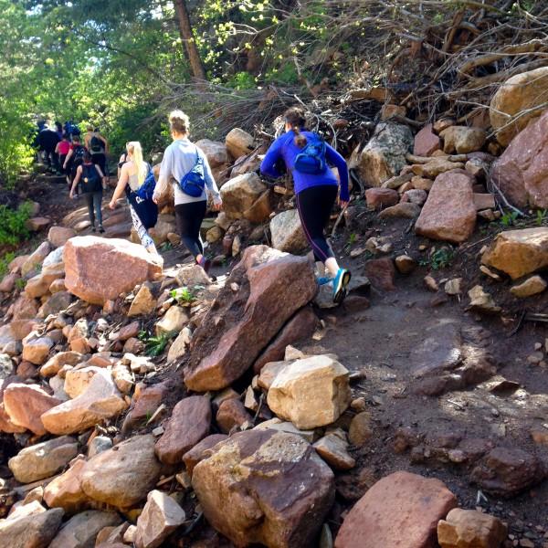 hiking 2 - Blend retreat