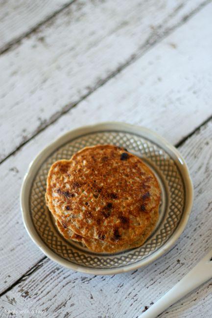 Chocolate Chip Cookie Pancakes 5