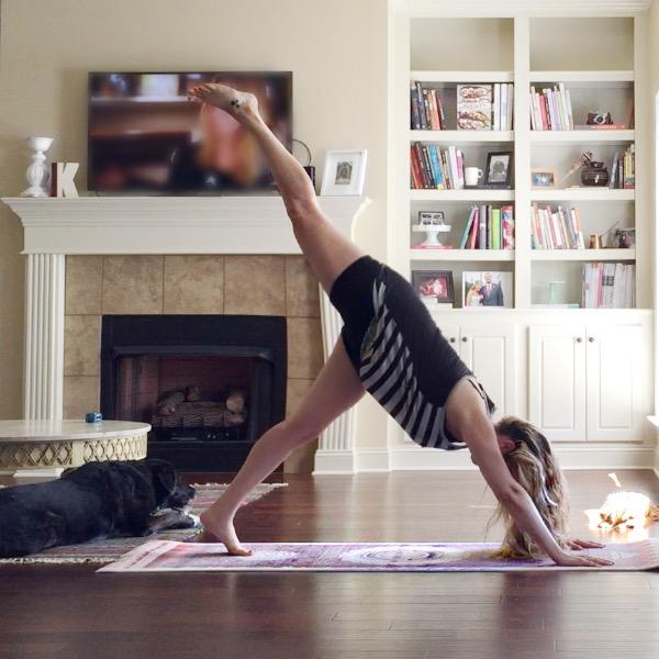 Fabulously Fit Friday 67, Fall Fitness, treatswithatwist.com , yoga