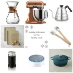 Holiday Gift Guide for the Healthy Cook // treatswithatwist.com