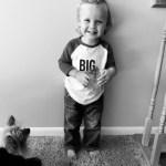 On Having a Second Baby Boy // treatswithatwist.com
