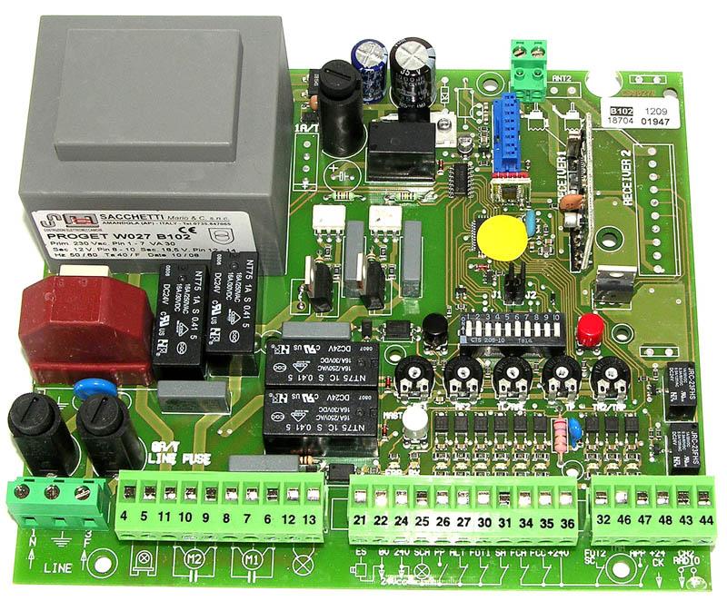 Automatisme Motorisation Portail Ampus CAD 83111 TREBI
