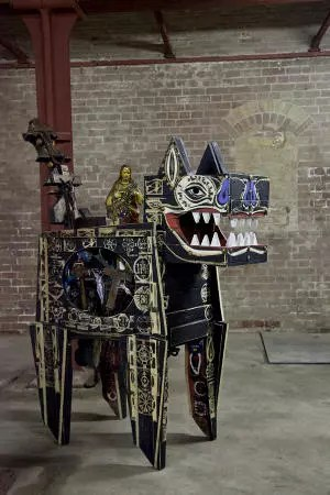 Modern Panic – Carnevale Grotesque