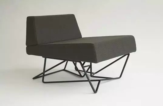 Wire Chair, by David Lynch