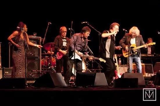 Bill Wyman and his Rhthmn Kings! 2011