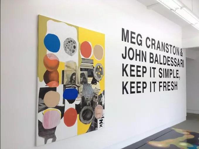 Meg Cranston / John Baldessari