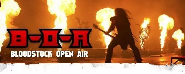 Apicture of Bloodstock Open Air 2014