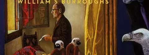 A picture of Interzone, an event celebrating William S Burroughs