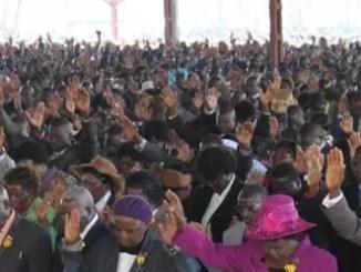 afm church, Zimbabwe