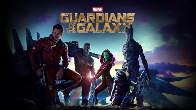 Guardian s of the Galaxy