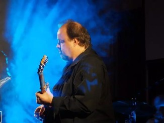 Steve Rothery band by Tim Hall