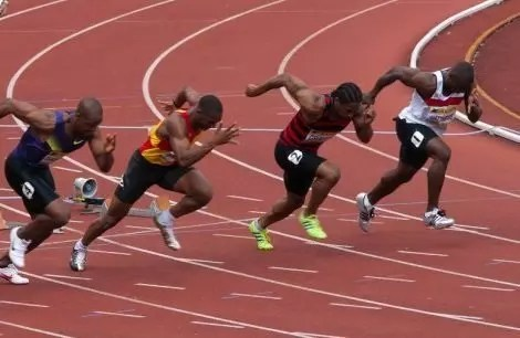athletics by wwarby