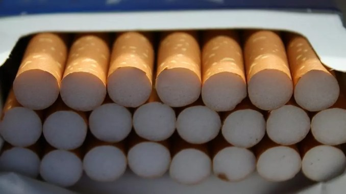 Cigarettes by Geralt