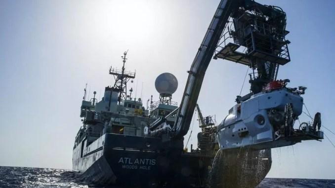 Luis Lamar, Woods Hood Oceanographic Institution feature size