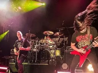 Annihilator at O2 Islington, October 2015