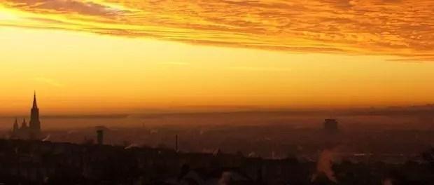 Sunrise by LoggaWiggler