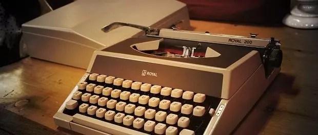 typewriter 620