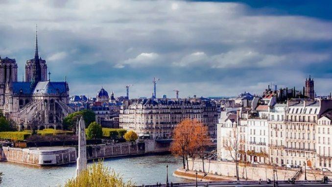 Notre Dame, spatial audio