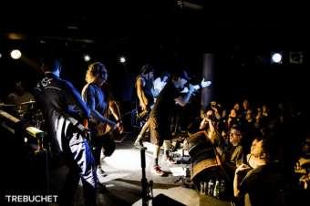 Pop Will Eat Itself at The Underworld, Camden Rocks 2018