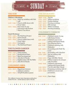 Sunday running order - page 2 copy