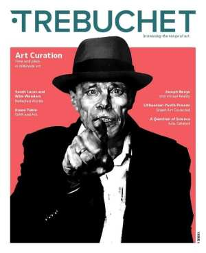Issue 1 - Art Curation
