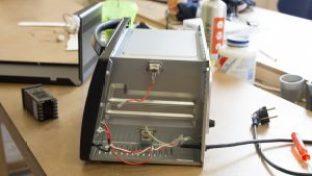 trasformare un fornetto elettrico in una stazione di reflow