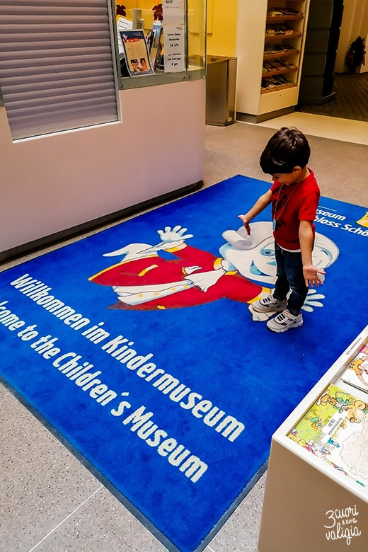 Museo dei bambini di Schönbrunn