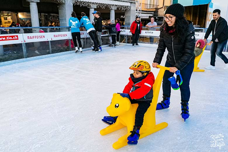 Manifestazione Locarno on Ice