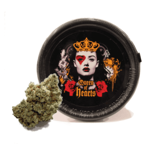 INDICA QUEEN OF HEARTS NANA CHIPS (4 GRAMS)