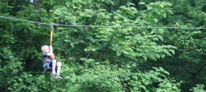 Buccaneer Zipline Activity