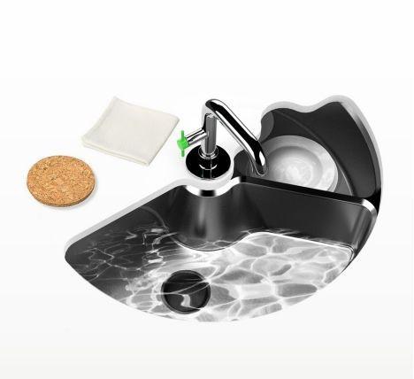 dishwasher a rotating sink washer combo