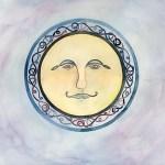 Card: Celtic Moon by Jill Sattler
