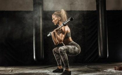 3-jakoinen treeniohjelma naiselle