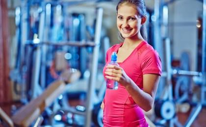 Kiinteyttävä treeniohjelma naiselle