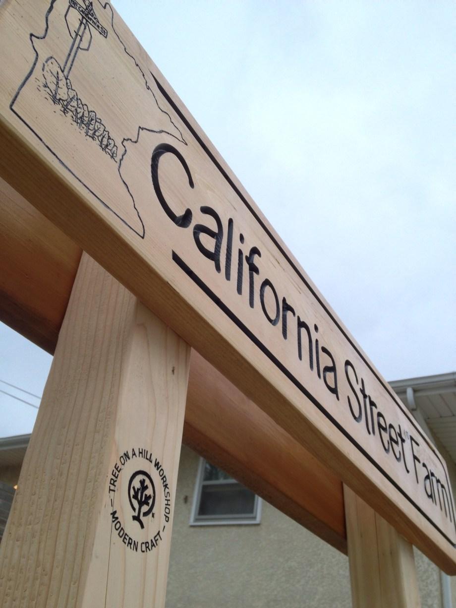 California Street Farm