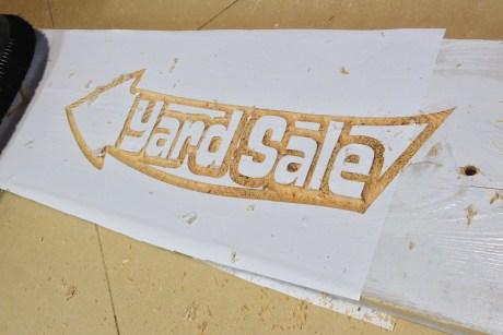 Yard sale - pre-paint 034