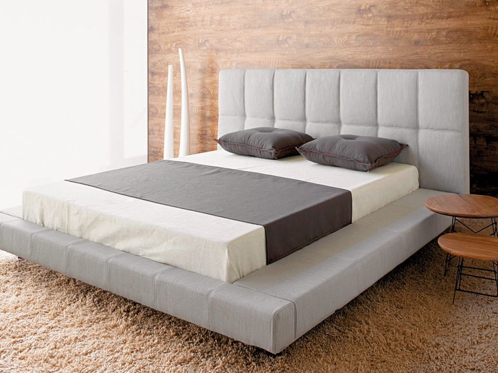 Modern Platform Bed Frame Design Modern King Platform Beds