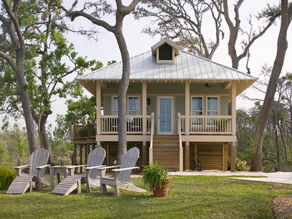 Small Seaside Cottage Plans Small Beach Cottage House
