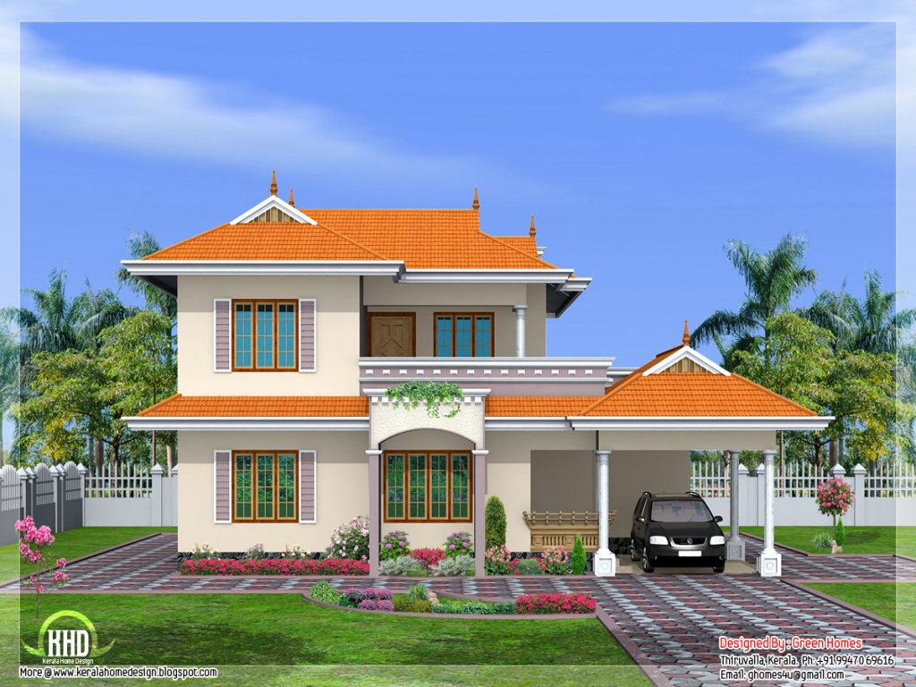 Indian Style House Design Simple House Designs In India