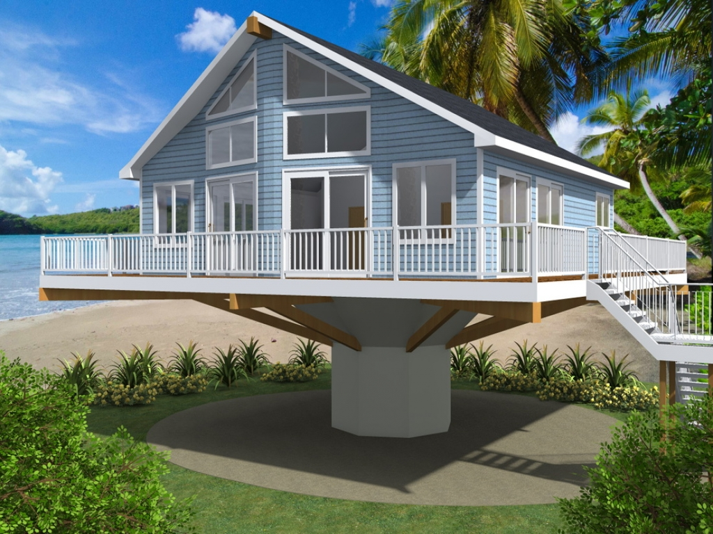 Dome Homes On Pedestals Round Pedestal Homes Piling Homes