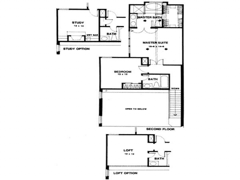 Square Feet Home Square Feet 3 Bedroom House
