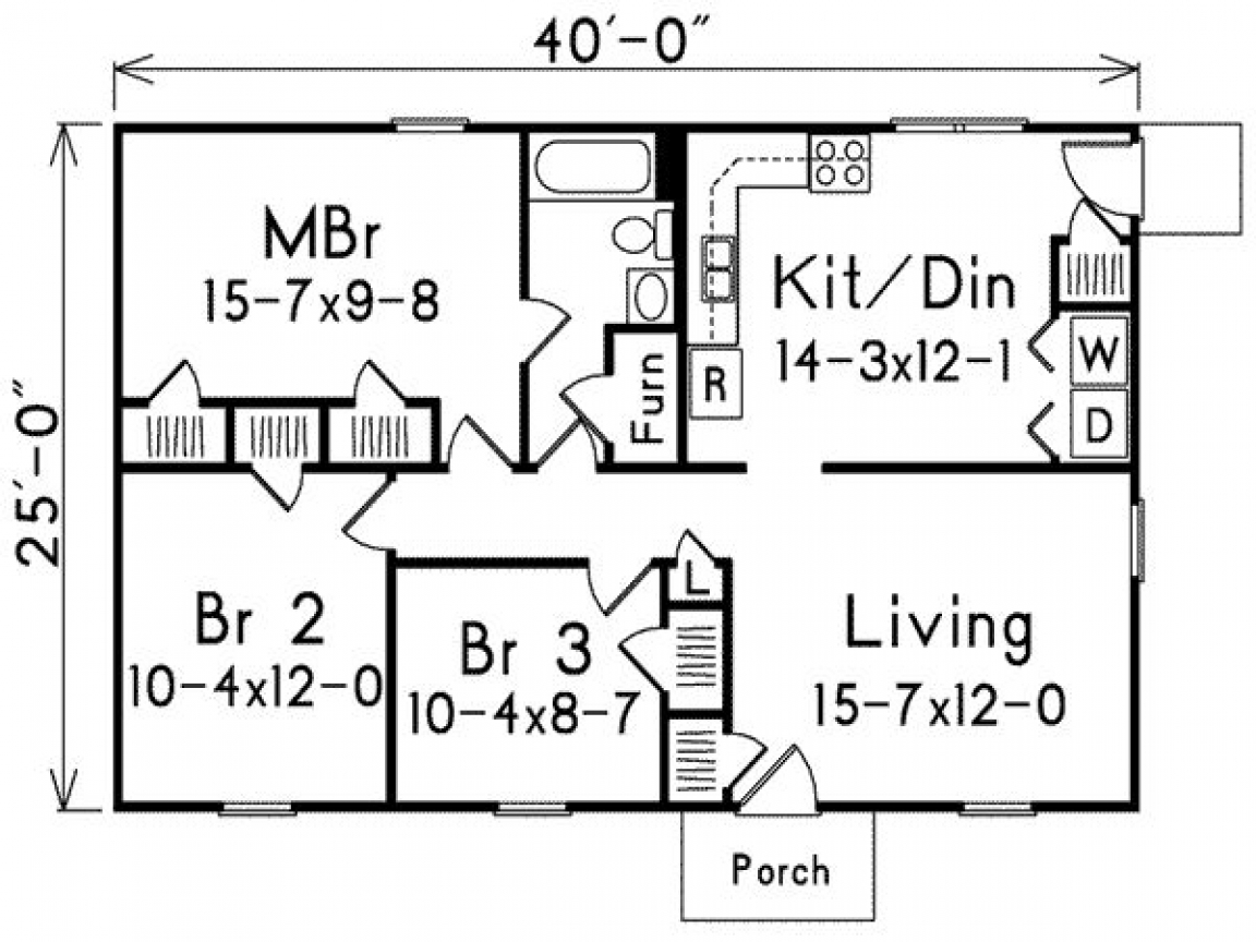 Sq Foot House Plans 3 Bedroom Square Foot House Plans Floor Plans Square Feet