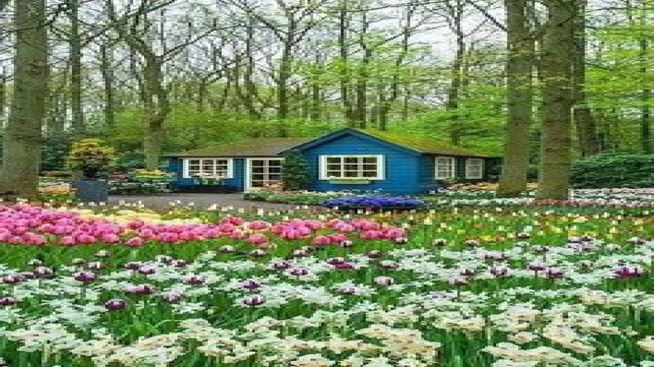 Beautiful Flower Garden For Cottages Beautiful Japanese