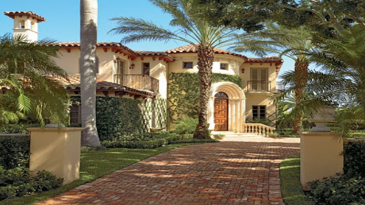 Spanish Colonial Style Architecture Spanish Colonial House Characteristics Spanish Colonial