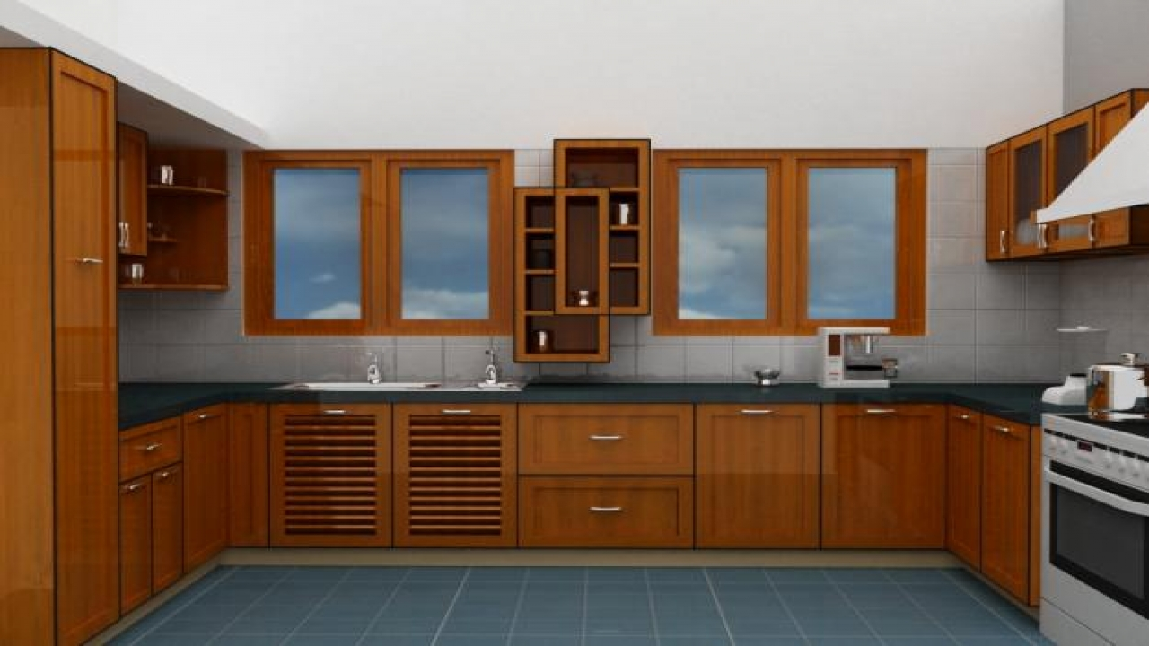 Small Kitchen Design Bar
