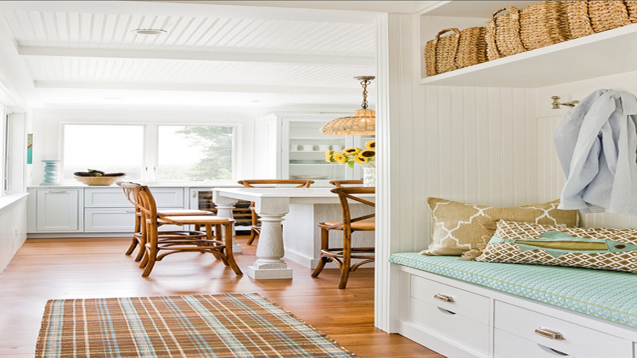 Beach House Interior Colors