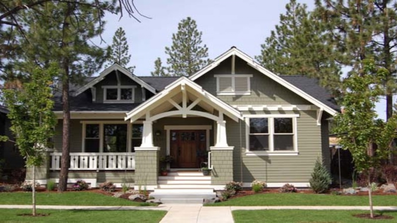Style Colors Exterior House Popular Ranch House