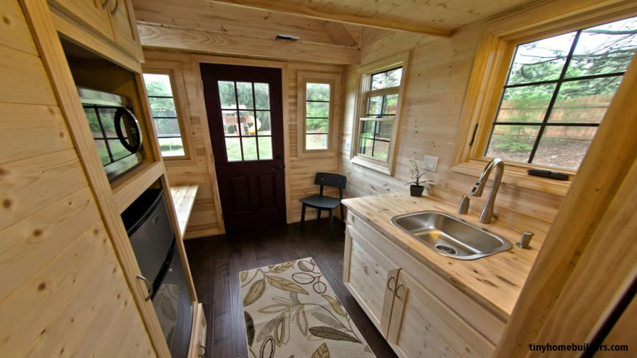 Tiny House Trailer Interior Tiny Houses On Wheels Floor
