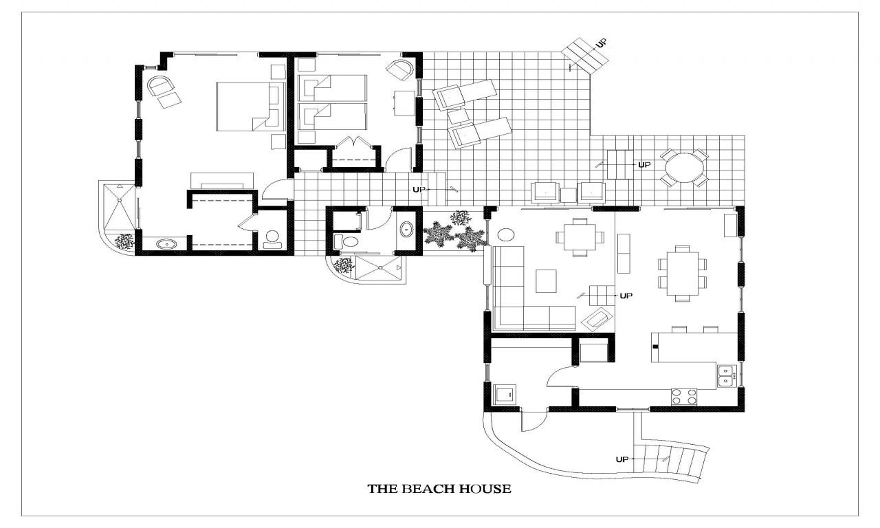 Beach House Floor Plan Tiny House Floor Plans Beach House